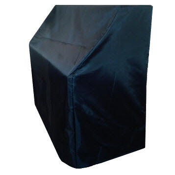 C Lee Custom Made Collard & Collard Upright Piano Cover - LightGuard - Piano Covers Direct