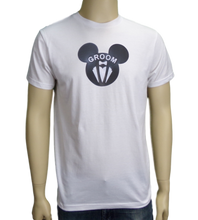Load image into Gallery viewer, Mickey Mouse Groom Bachelor Party T-Shirt