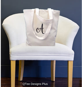 Bachelorette Bridesmaid Tote Bags Personalized