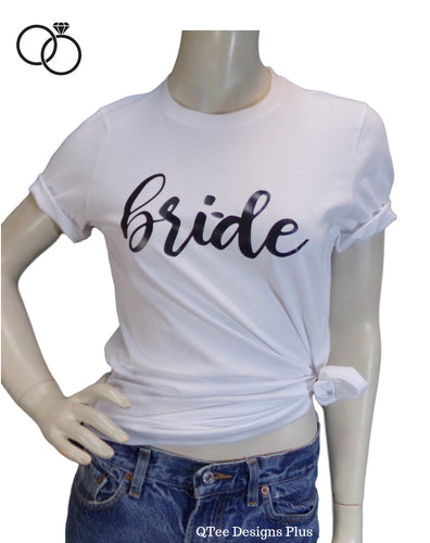 Bridal Bachelorette Personalized Shirt