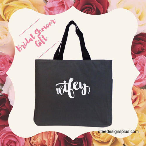 Wifey Bags Personalized