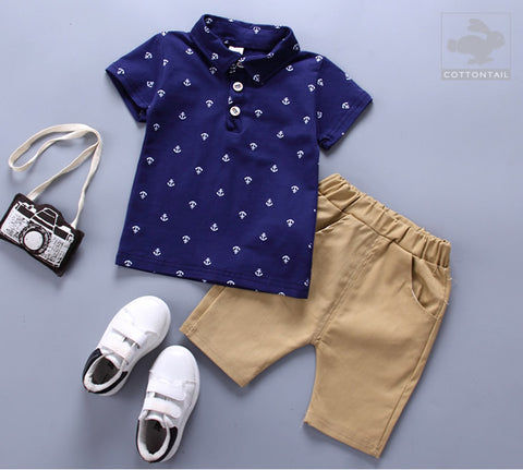 BILLY Chino shorts outfit