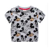 Mickey - Mickey mouse print t-shirt