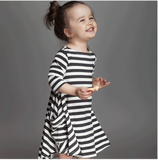 Sue - Stripe Dress