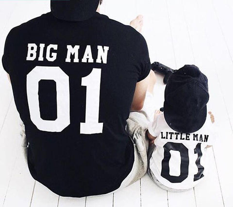 DAD/SON T-shirts