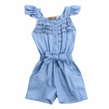 AYLA Denim jumpsuit