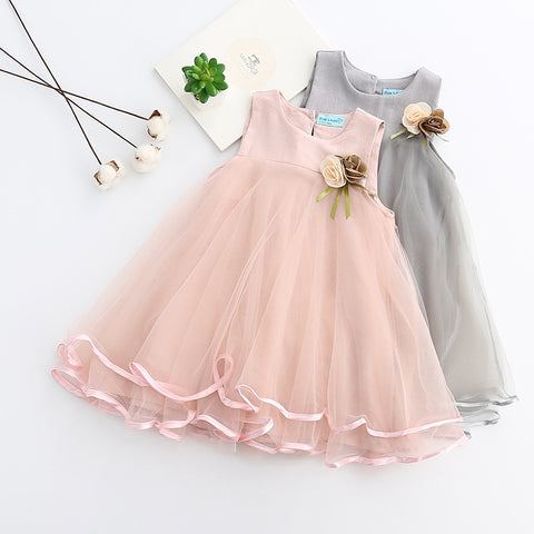 LUCY Chiffon party dress
