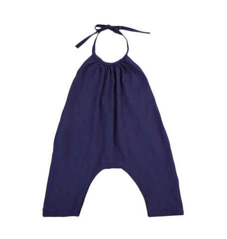 MOLLY Navy jumpsuit
