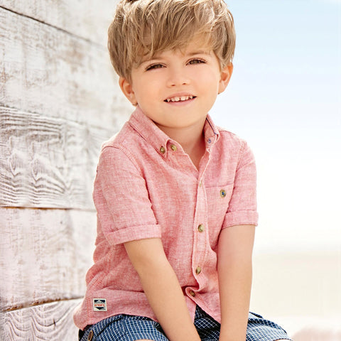 CADEN - Short sleeved shirt