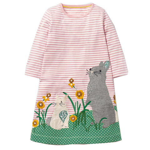 ROSIE Rabbit dress