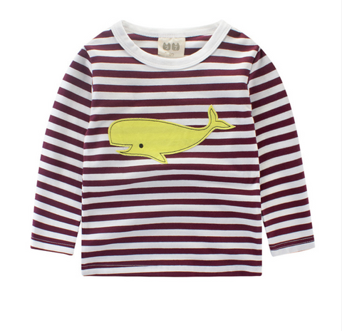 WILL2 Whale t-shirt