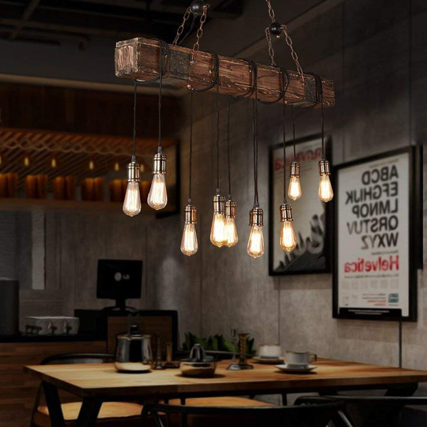 Jackson 10-Light Chandelier