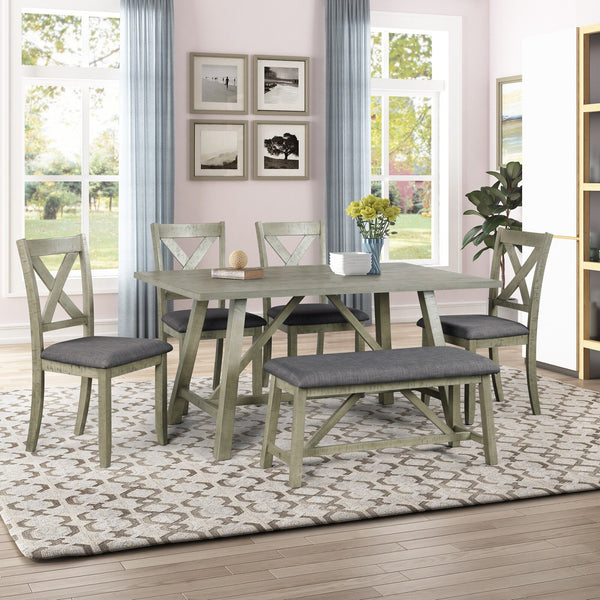 Benjamin Dining Table Set
