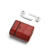 Croco Rouge AirPod Case