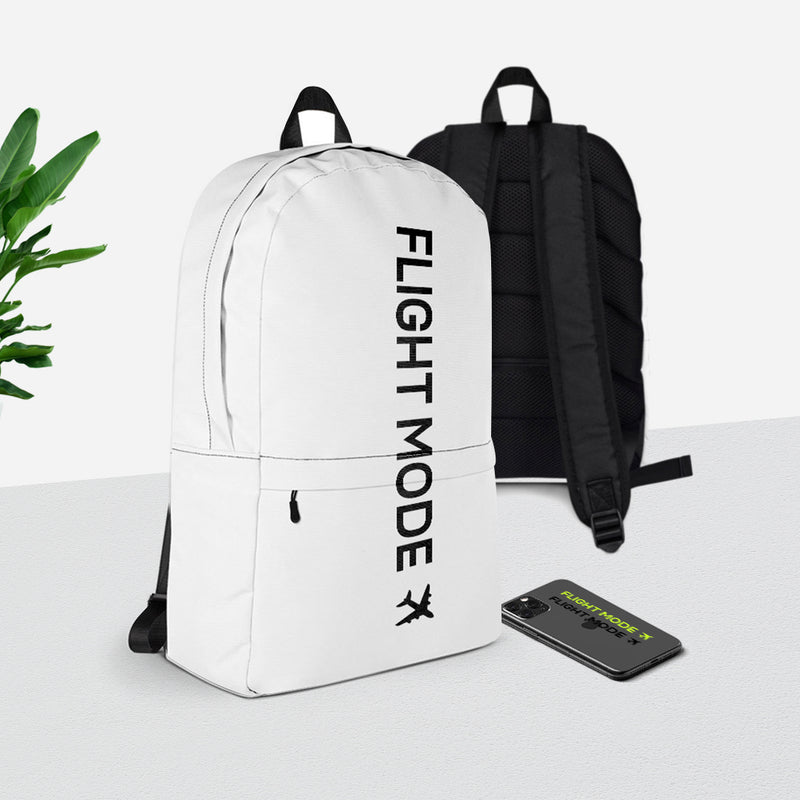 Flight Mode Unisex Backpack