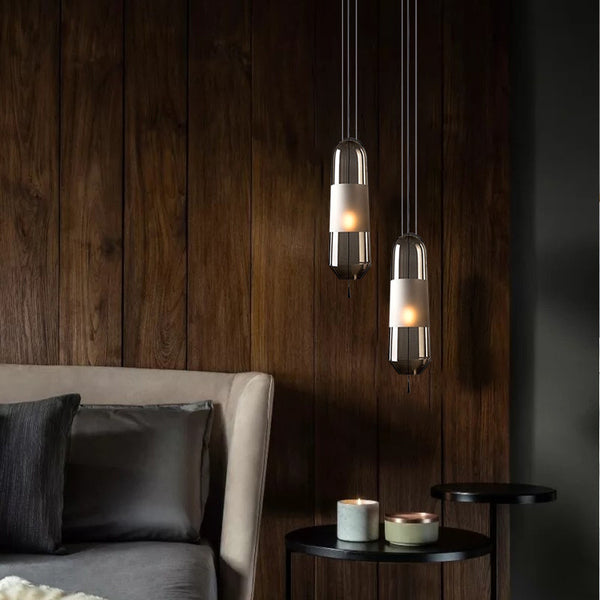 Helio Single Modern Pendant