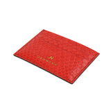Ruby Serpent Card Wallet