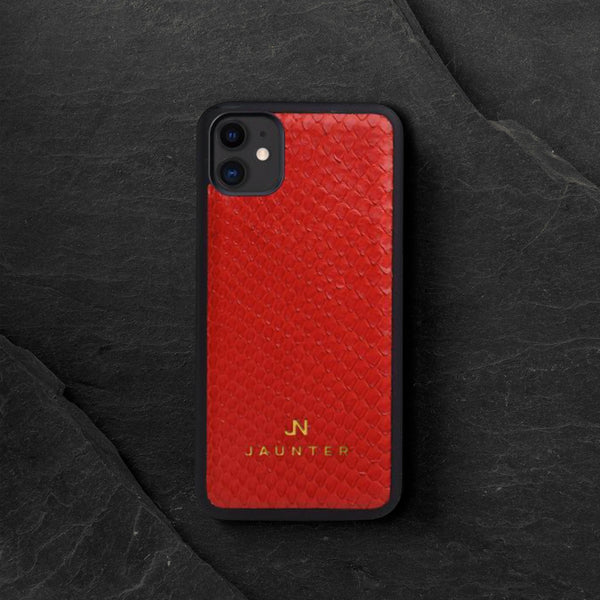 Sally Leather iPhone Case