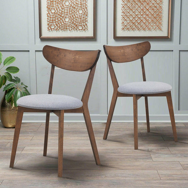 Cornelis Upholstered Dining Chair (Set of 2)