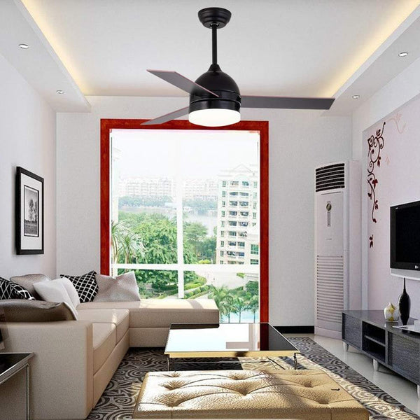 42'' Zahara 3-Blade Ceiling Fan with Light