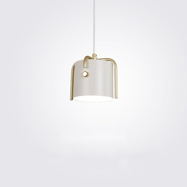 Horton Single Drum Pendant
