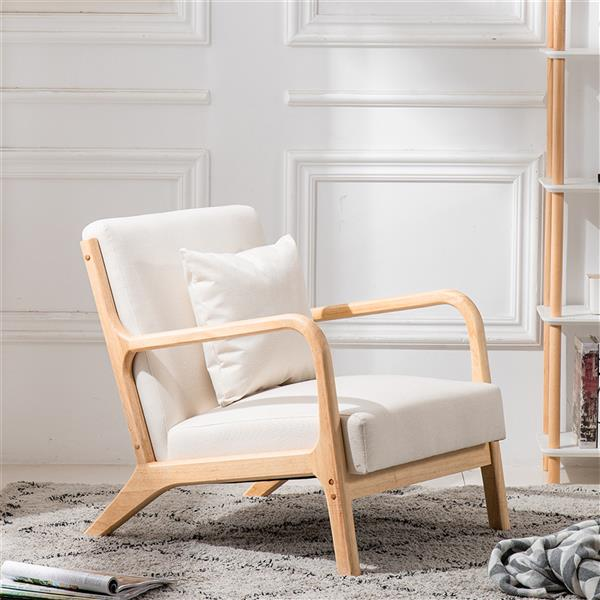 Oak Lodge Lounge Chair