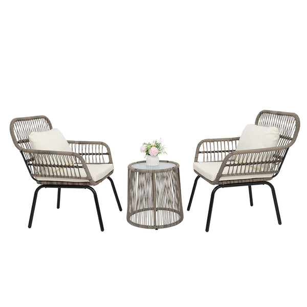 Chadwick 3-Piece Patio Set