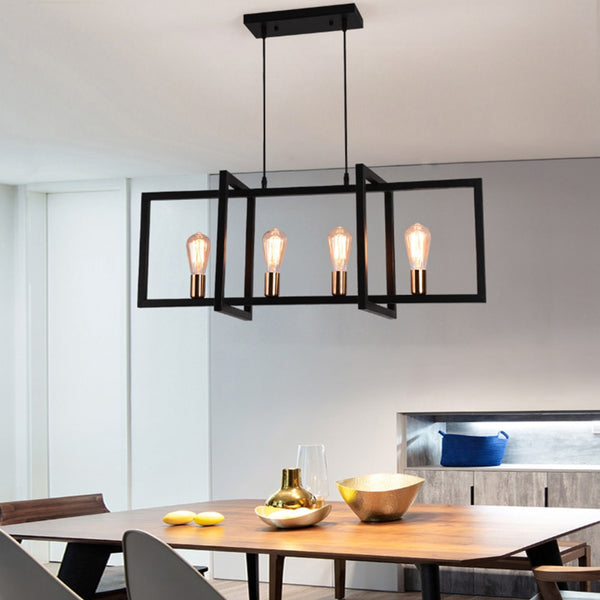 Arte 4-Light Chandelier