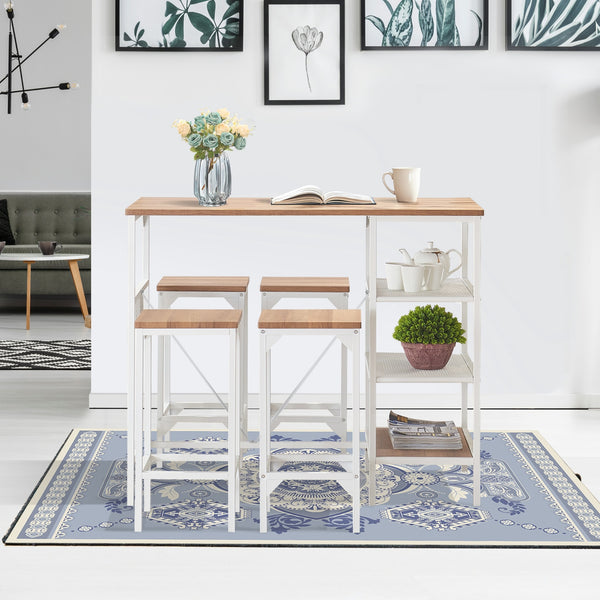 Kehlani 5-Piece Dining Set