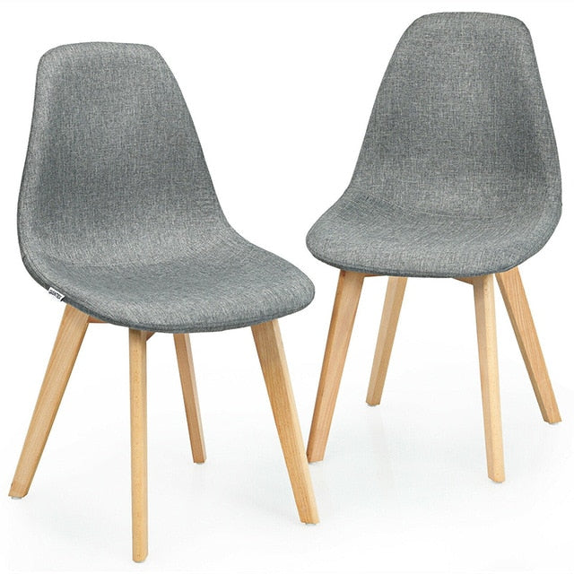 Waian Upholstered Dining Chair (Set of 2)