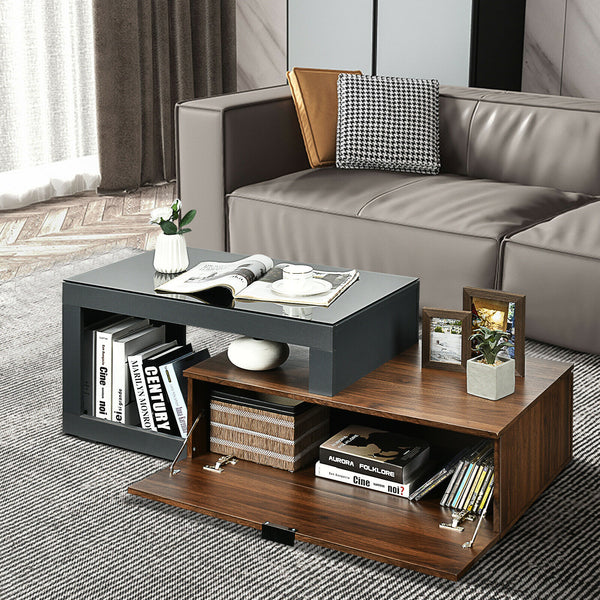 Poppy Coffee Table with Storage