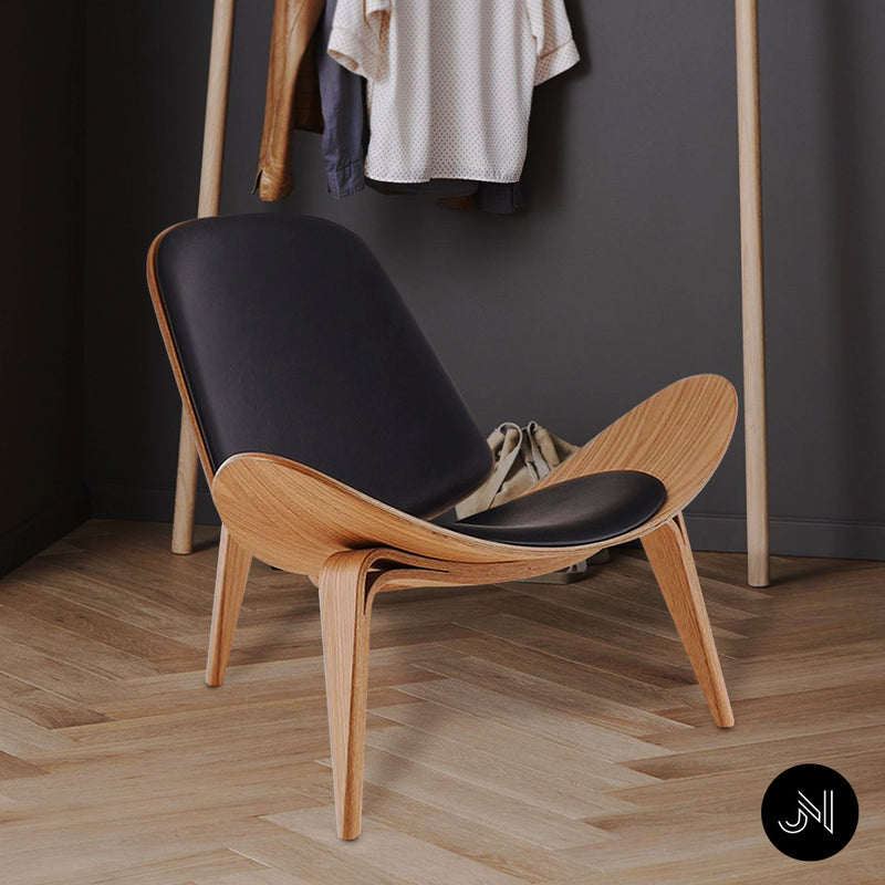 Ronan Styled Shell Chair