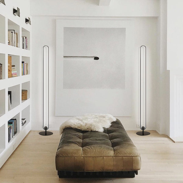 Titan Loop Floor Lamp