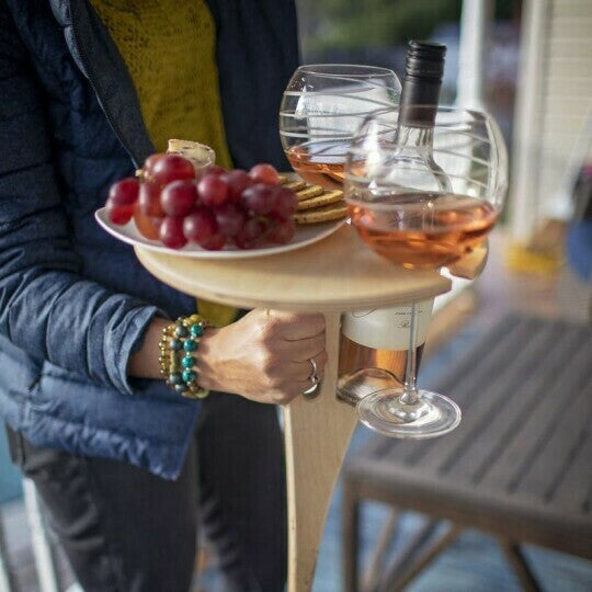 Vinzo Outdoor Wine Table