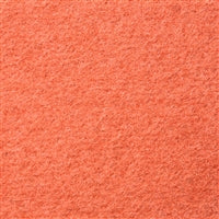113 Terracotta 100% Wool Felt Sheet