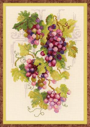 Riolos Cross Stitch - Grapevine