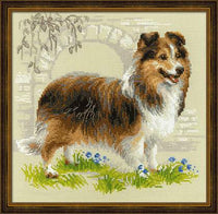 Riolos Cross Stitch - Sheltie