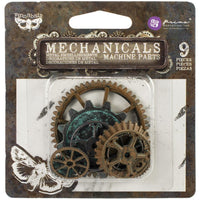Machine Parts - Finnabair Mechanicals Metal Embellishments