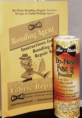 Bo Nash Bonding Powder 2 ounces.