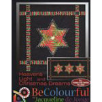 Heaven's Light or Christmas Dreams Quilt Pattern by BeColourful Quilts