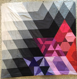Gravity Quilt made from a Jaybird Quilts pattern