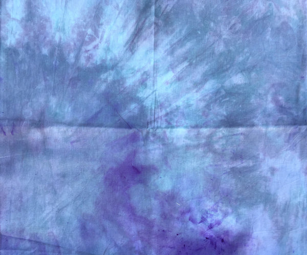 Hand dyed Linen 024