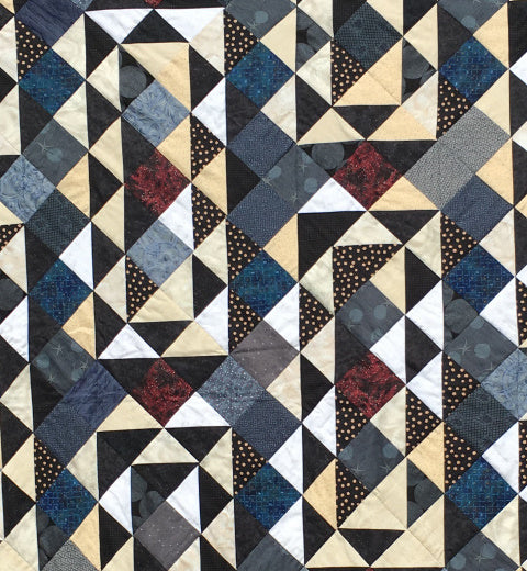 100 New Quilt Patterns - What's that Block Online Workshop