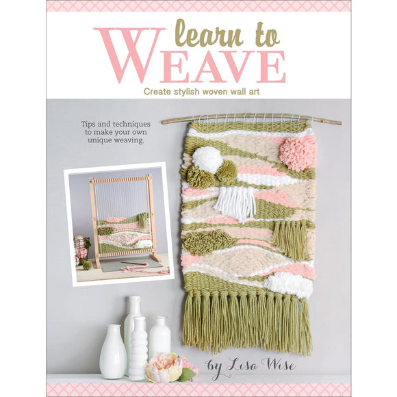 Learn to Weave Book