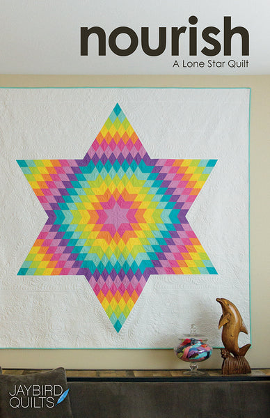 Nourish Quilt Pattern by Jaybird Quilts