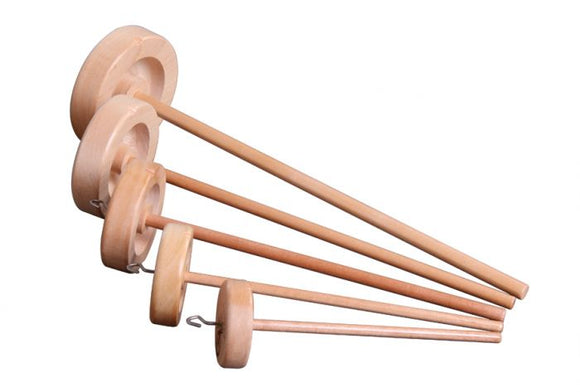 Drop Spindle - five different sizes to choose from