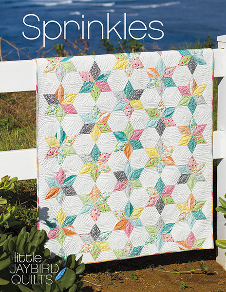 Sprinkles Quilt Pattern by Jaybird Quilts