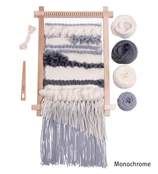 Weaving Starter Kit Monochrome
