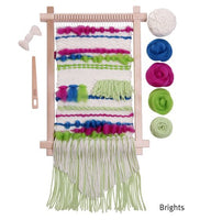 Weaving Starter Kit Brights