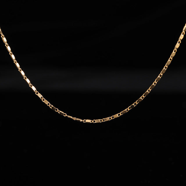 24K Yellow Gold Filled Rope Chain - Regal Collective